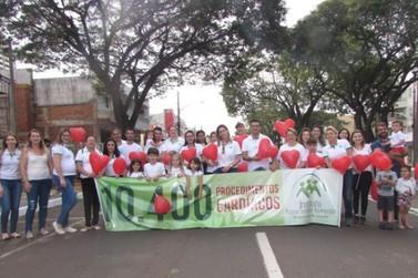 Hospital de Umuarama comemora realização de 10.400 procedimentos cardíacos