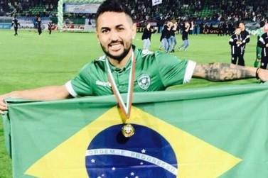 Jogador de Cruzeiro do Oeste é convocado para a Seleção da Bulgária