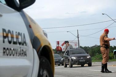 Rodovias estaduais terão fiscalização intensificada no feriado de 7 de Setembro