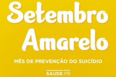Setembro Amarelo tem foco na prevenção do suicídio entre jovens