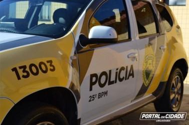 Homem é baleado ao reagir à abordagem da polícia em Umuarama
