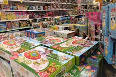 Ipem-PR alerta sobre os cuidados na compra de brinquedos para o Dia das Crianças