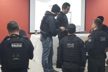 PCPR prende grupo que aplicava golpe de pirâmide financeira