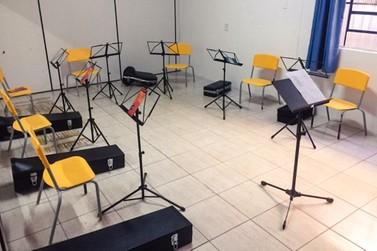 Projeto Orquestra Escola será inaugurado nesta sexta-feira em Douradina