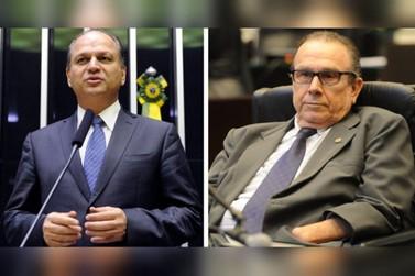 TRE-PR cassa mandatos dos deputados Ricardo Barros e Jonas Guimarães