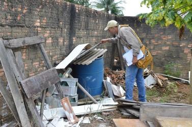Douradina tem 21 casos de dengue e Saúde alerta para risco de epidemia