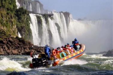 Foz do Iguaçu é uma das cidades mais procuradas para o Ano Novo no Brasil