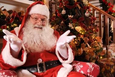 Papai Noel vai chegar neste domingo em Ivaté
