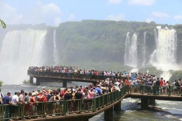 Parque Nacional do Iguaçu registra a marca de 2 milhões de visitantes