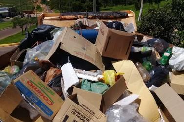 Arrastão contra a dengue recolhe 15 toneladas de lixo em Douradina