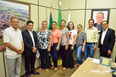 Novos conselheiros tutelares tomam posse em Ivaté