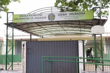 Tempo de conclusão dos estudos no Ceebja Douradina passará de 5 para 2 anos