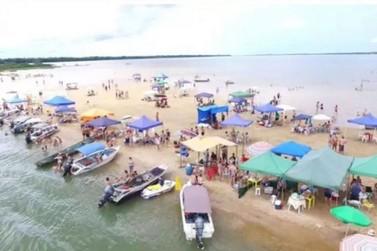 Coronavírus: Icaraíma suspende a pesca e passeios náuticos em Porto Camargo