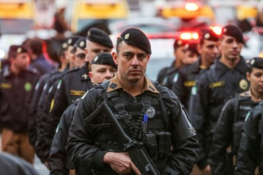 PM do Paraná publica edital do concurso para policiais e bombeiros militares