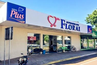 Supermercado de Douradina oferece opção de compras online para pessoas idosas