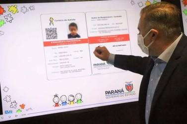 Carteira do Autista já pode ser solicitada pela internet em todo Paraná