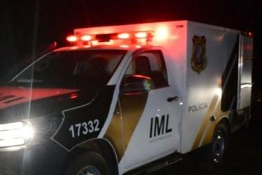 Motorista de caminhão é assassinado a tiros no trevo de Ivaté