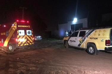 Dois assaltantes morrem em confronto com a polícia às margens da PR-482
