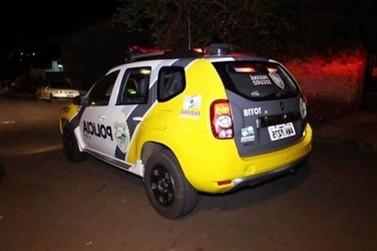 Homem sem habilitação é preso pela PM ao fazer manobras perigosas em Icaraíma