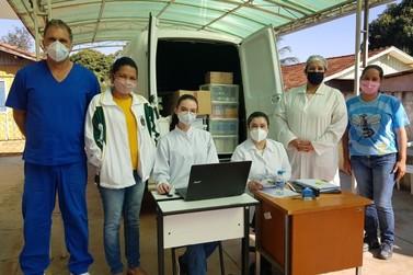 Douradina comemora o Dia da Farmácia apresentando o Serviço de Farmácia Móvel