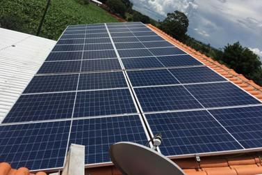 Perfisol surge em Douradina proporcionando economia de até 95% na conta de luz