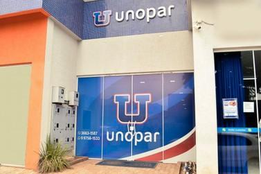 Polo Unopar oferece mais de 40 cursos de graduação e pós graduação em Douradina