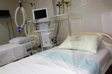 Sesa credencia mais 6 leitos de UTI em Umuarama para pacientes com Covid-19