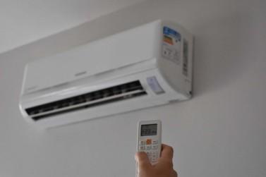 Uso eficiente do ar-condicionado garante economia na conta de luz