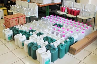 95% das escolas já receberam materiais para prevenção da Covid-19 no Paraná