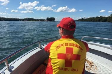 PM e bombeiros intensificam ações nas praias às margens do Rio Paraná