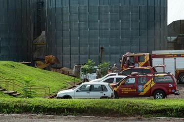 Trabalhador de 46 anos morre soterrado em silo de soja em Umuarama