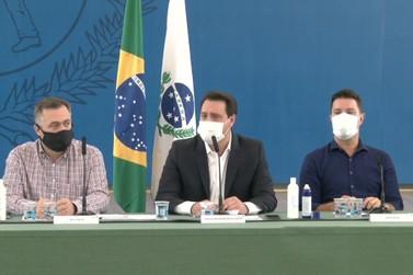 Covid-19: Paraná fecha serviços não essenciais e amplia toque de recolher