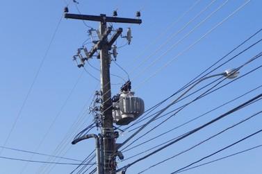 Douradina terá desligamento programado de energia nesta quarta-feira