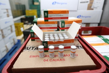 Douradina vai receber novo lote de vacinas contra a Covid-19 nesta segunda-feira