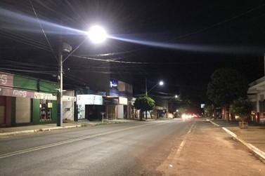 Prefeitura anuncia instalação de lâmpadas de Led em avenidas de Douradina
