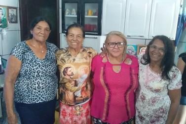 Irmãs separadas na infância se reencontram em Douradina 64 anos depois