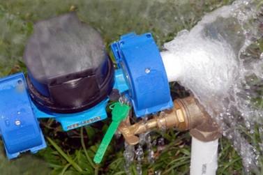 Frio intenso e geadas podem romper hidrômetro e causar transtornos