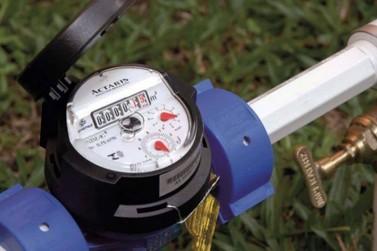 Sanepar orienta consumidores a protegerem hidrômetros por causa do frio