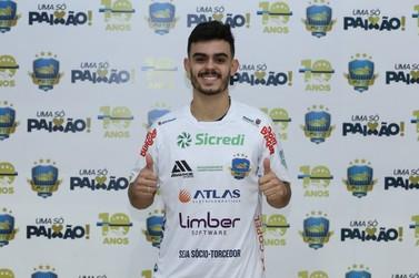 Atleta de Douradina é contratado para o Pato Futsal