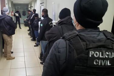 PCPR combate organização que lucrou com documentos fraudulentos em Alto Piquiri