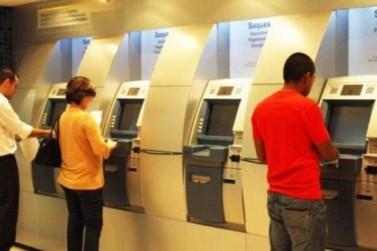 Agências bancárias funcionam até nesta quinta e reabrem no dia 2 de janeiro