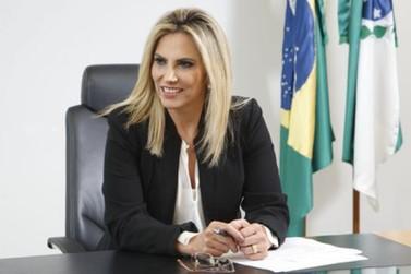 Cida Borghetti assume como governadora