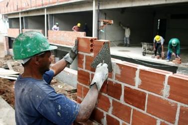 Construção civil lidera a criação de postos de trabalho no Paraná