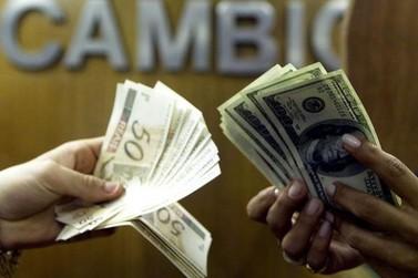 Dólar está cotado abaixo dos R$ 3,50 com cenário político e alta do petróleo