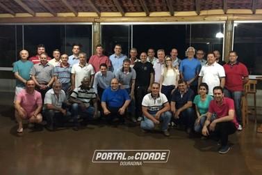 Douradina cria conselho orientador do prefeito