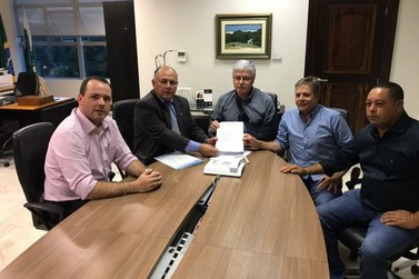Douradina vai receber R$ 1 milhão para construção de Parque Industrial