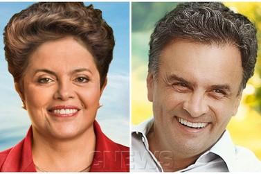 Resultado da enquete eleitoral do Portal Douradina