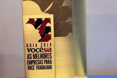 Mais uma vez Gazin é eleita entre as melhores empresas para se trabalhar no Brasil