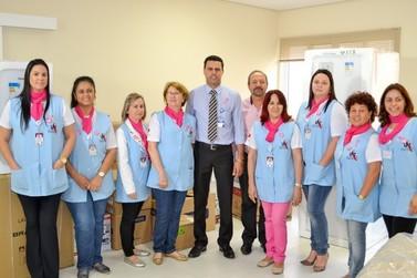 Casa de Apoio da Uopeccan deve funcionar em novembro junto com a radioterapia