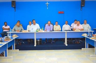 Câmara Municipal de Douradina devolve recursos ao Poder Executivo